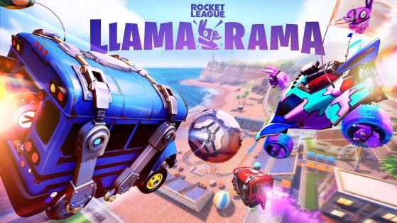 Rocket League: Llama Rama traerá el autobús de Fortnite al juego e impondrá el estilo Epic Games