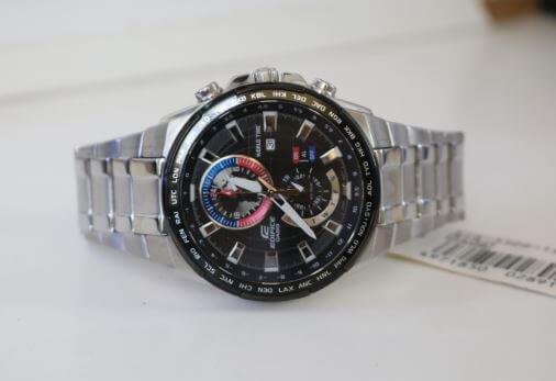 Giá trên thị trường của đồng hồ casio edifice efr-550d-1a
