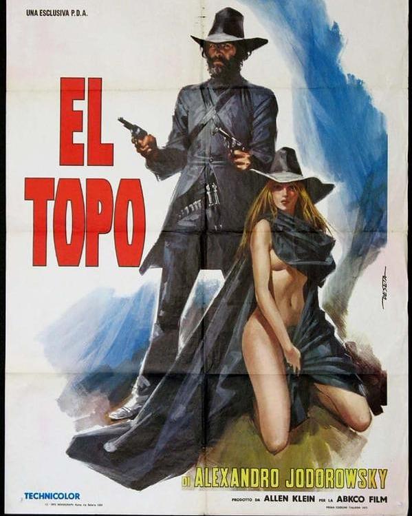 El topo (1970, Alejandro Jodorowsky)