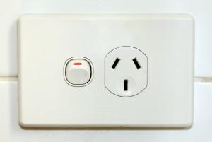 Chấu cắm điện chữ V