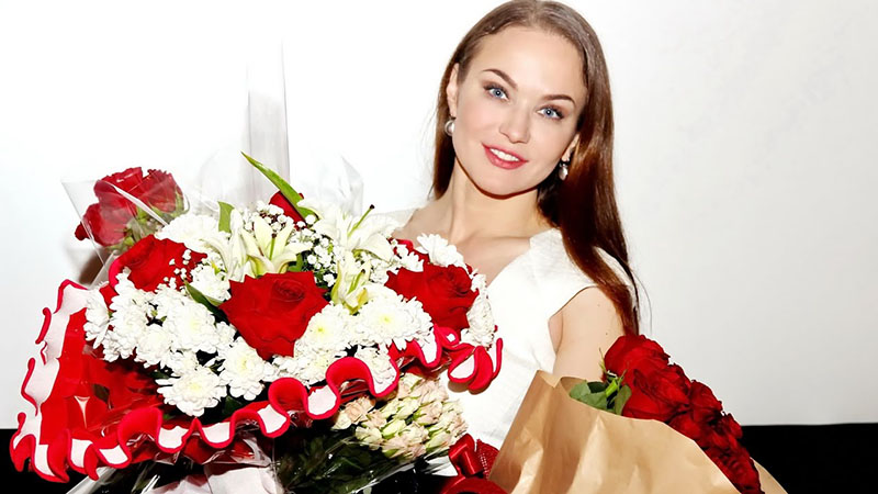Popular actress Maria Berseneva Popular Russian Girl Names. Sounding & Meaning