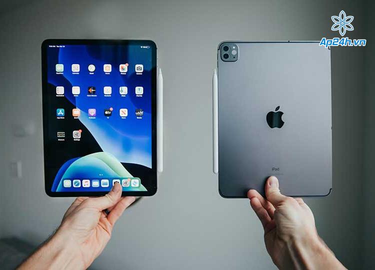 iPad Pro 2020 vẫn chưa được hỗ trợ kết nối 5G
