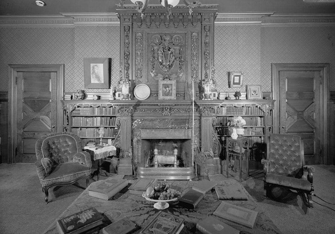 Mark Twain House - a casa do escritor