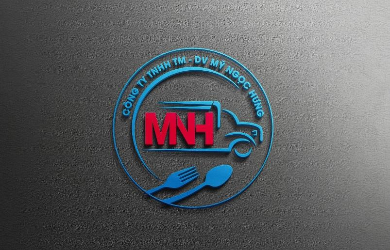 Mẫu logo đơn giản nhưng lại ưa mắt, hài hòa
