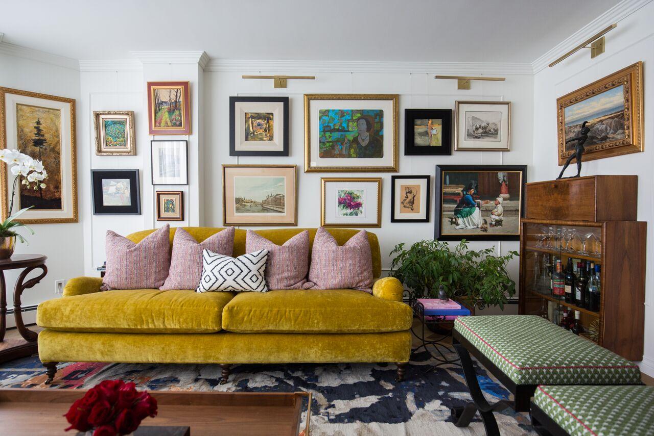 leanne bunnell interior design renovation calgary condo living room