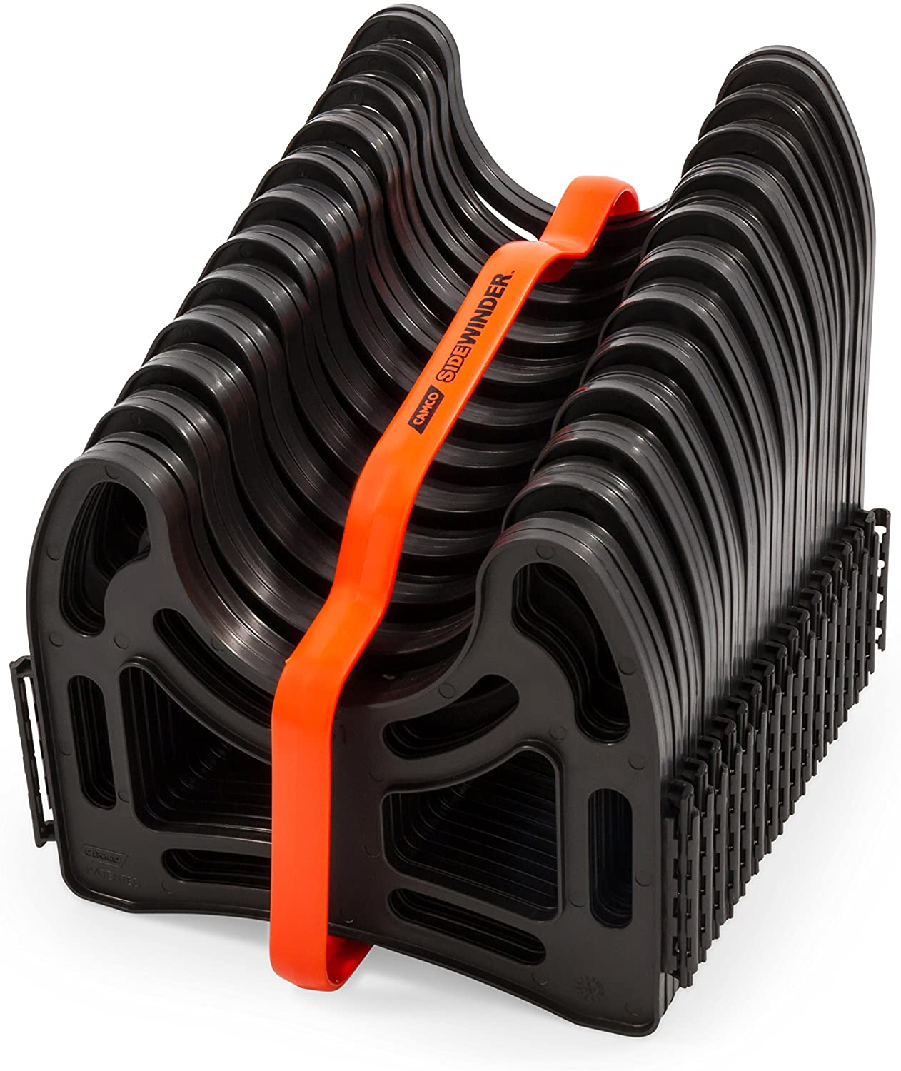 camco rv sewer hose support review