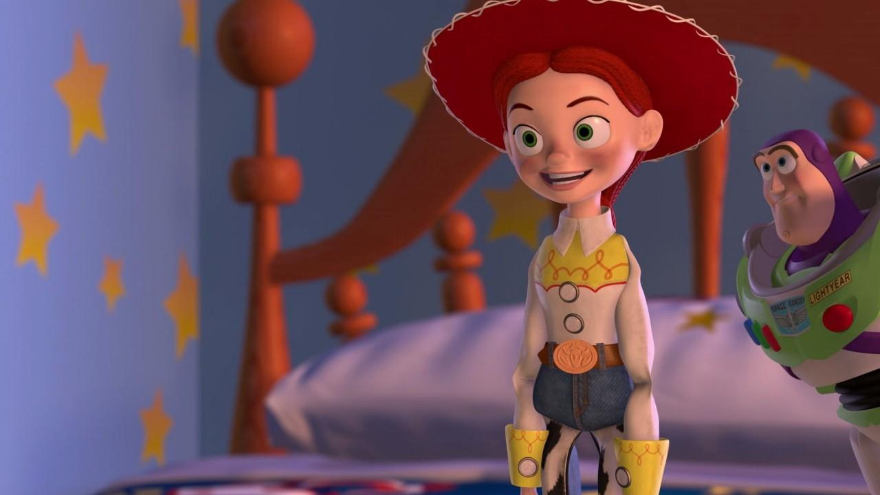 Jessie the yodeling Cowgirl