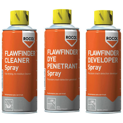 Rocol crack testing kit