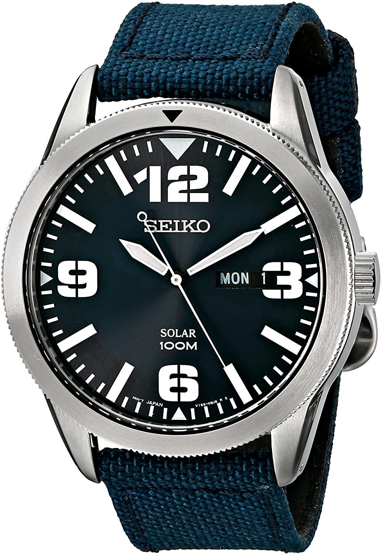 Seiko Solar SNE329