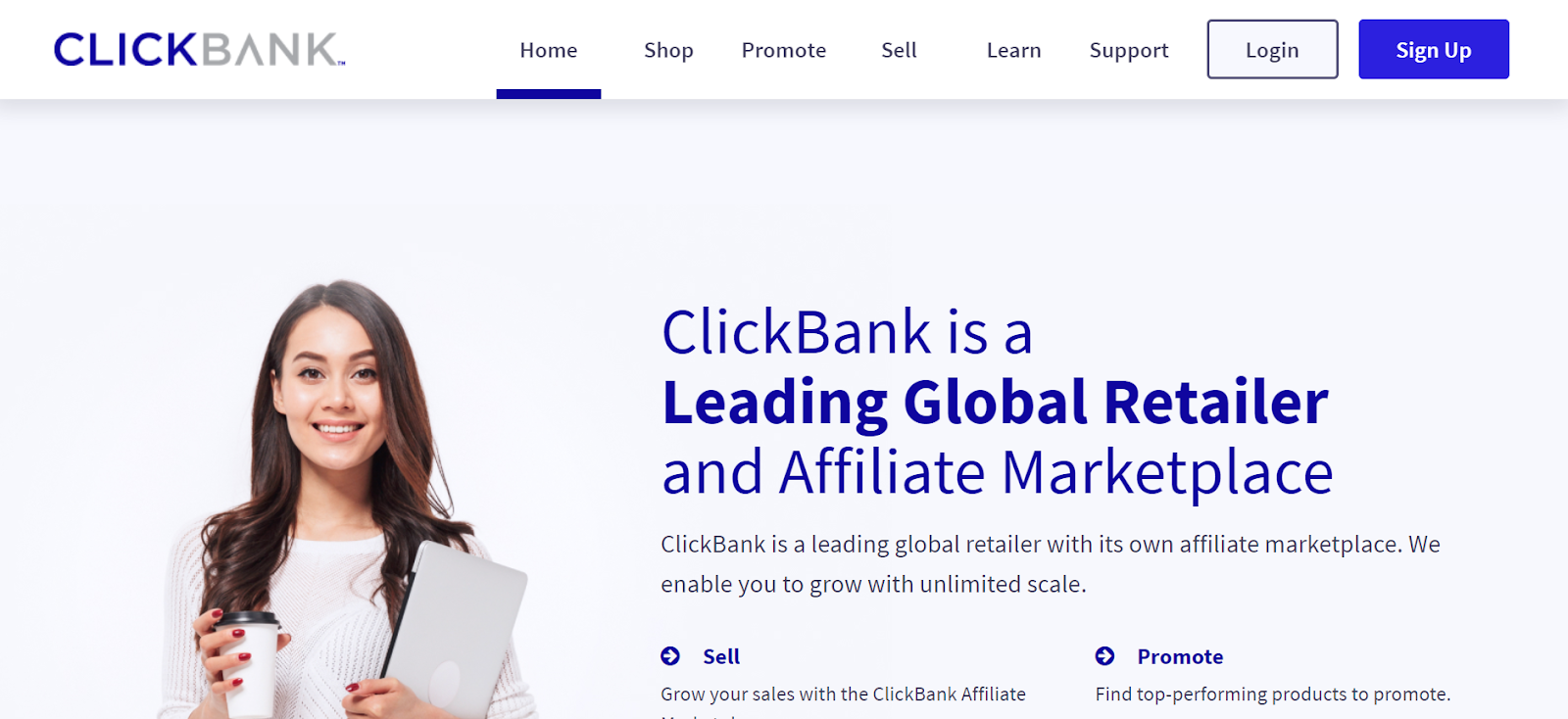 marketplace for affiliate marketers
