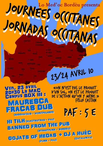 Jornadas Occitanas 2010
