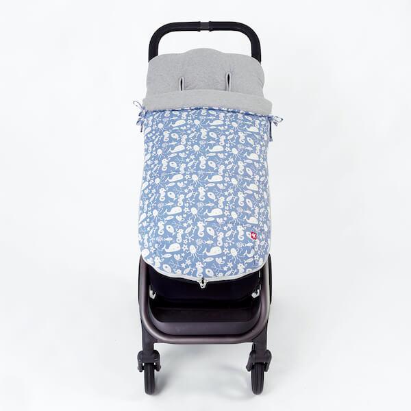 saco para silla de paseo bebé