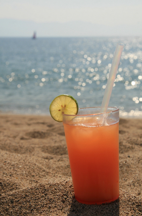 Girly Drinks Sex on the Beach