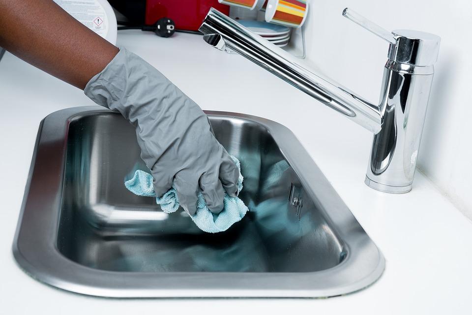 cum să elimini grăsimea din chiuvetă