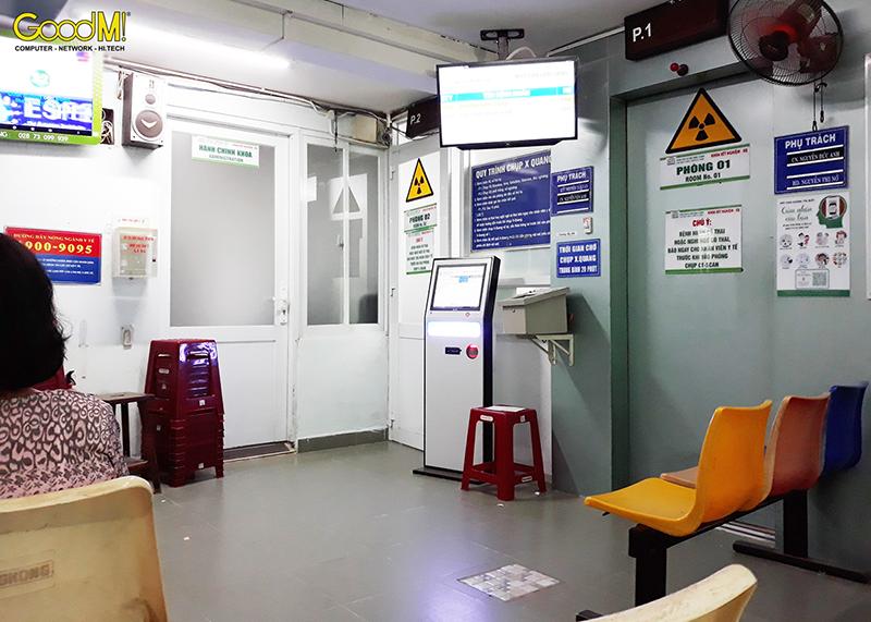 Bệnh Viện Tai Mũi Họngnâng cấp hệ thống lấy số tự động phục vụ Tết Canh Tý