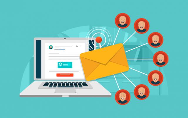 Các doanh nghiệp nên tiếp thị lại vào email của khách hàng