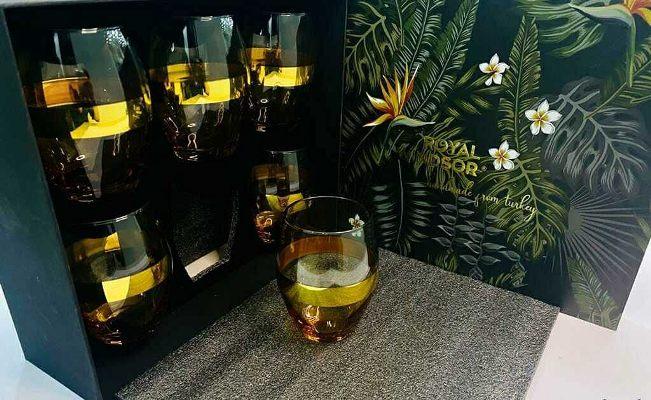 Essjay Royal Windsor Best Whiskey Glasses