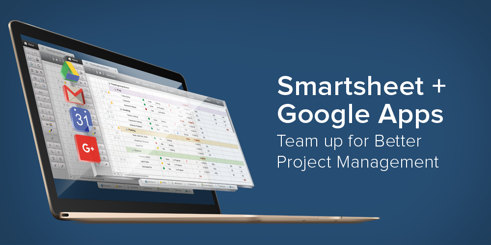 Smartsheet Better Project Management For Google Apps Customers