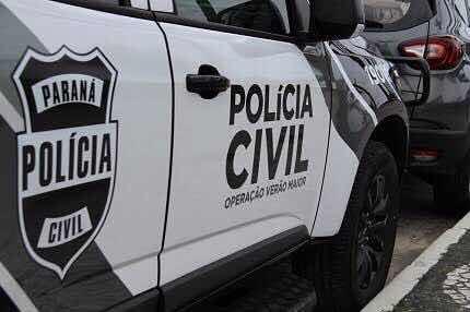 Rio Bonito do Iguaçu: Polícia Civil encontra carro queimado na zona rural provavelmente de taxista desaparecido