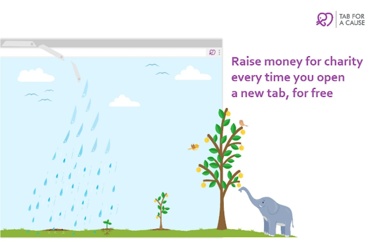 """""""Tabs For A Cause"""" - Save The World Just By Surfing The Net!"""