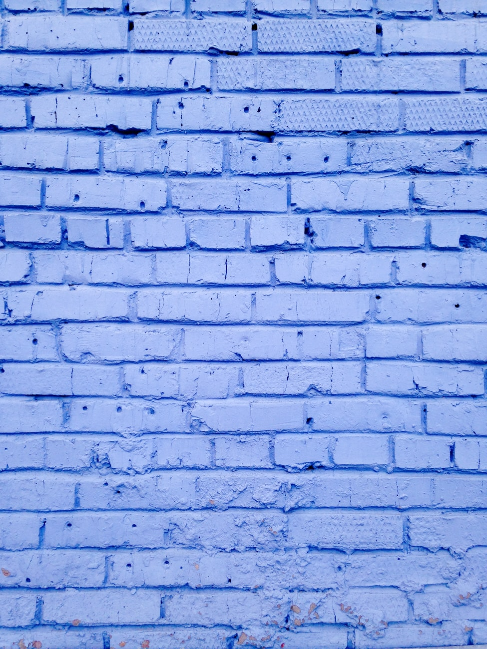 blue brick linkedin background