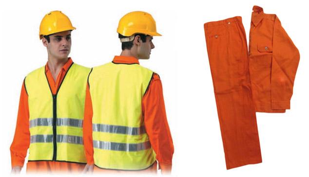 4 Tác dụng quan trọng của quần áo bảo hộ xây dựng