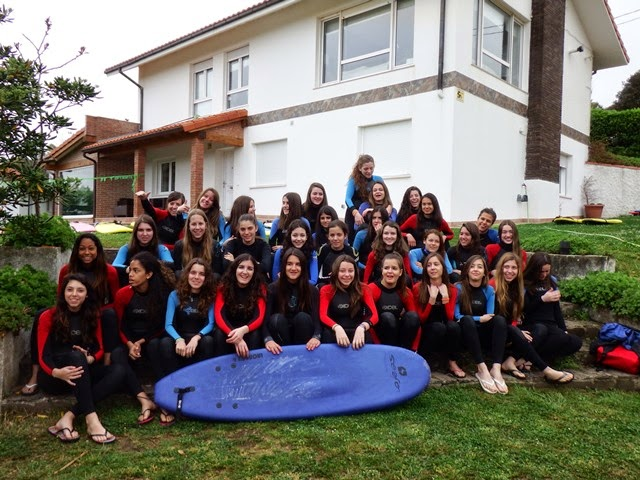 Clases de Surf para Grupos