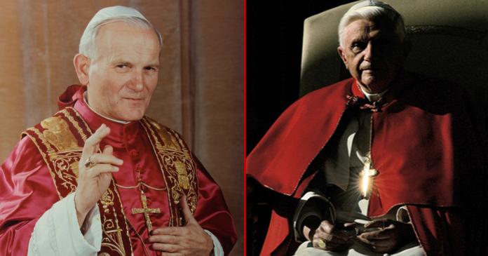 Những lần trừ quỷ ít được ai biết được thực hiện bởi Đức Gioan Phaolo II và Benedict XVI tại Vatican