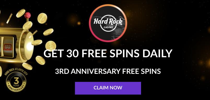 Hard Rock NJ Online Bonuses