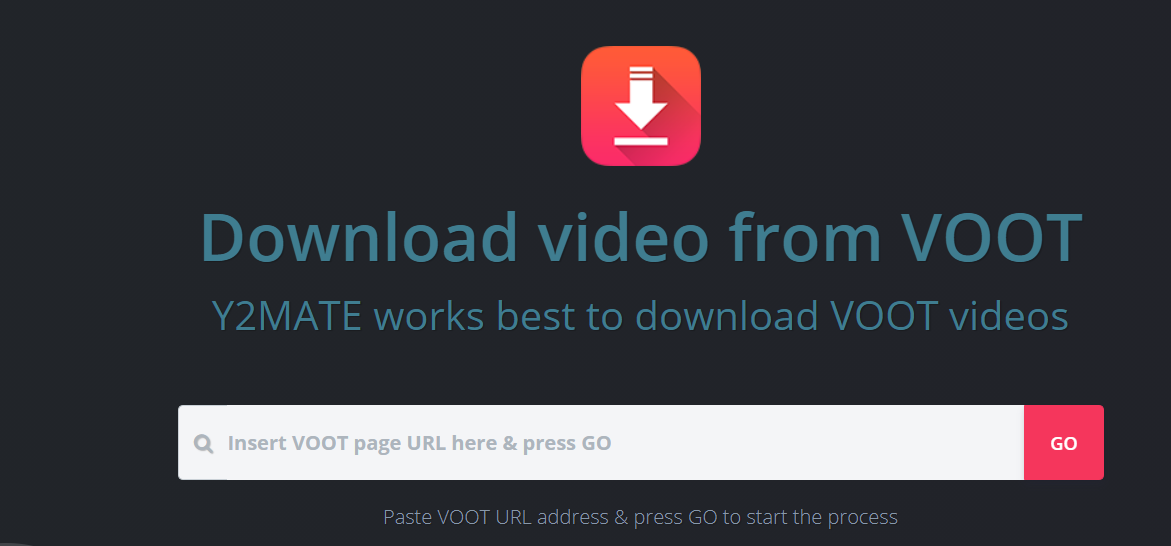 Y2Mate - Voot Downloader