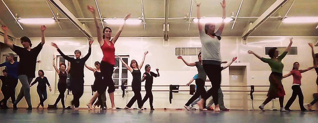 Les ateliers du lundi :: Flamindi à Montpellier Danse