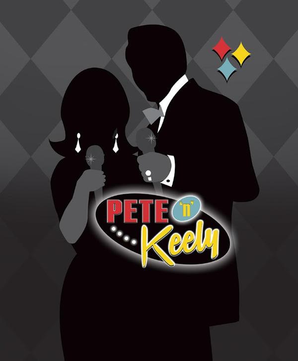 P&K in Silhouette Press Image