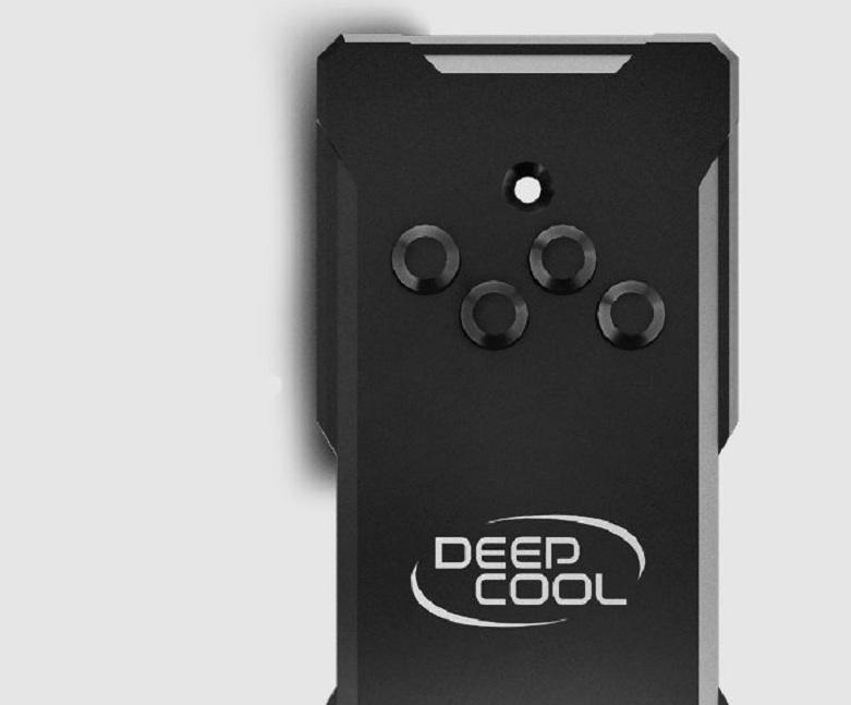 Quạt CPU Deepcool Gammaxx GTE V2 Black | Thiết kế màu đen hiện đại