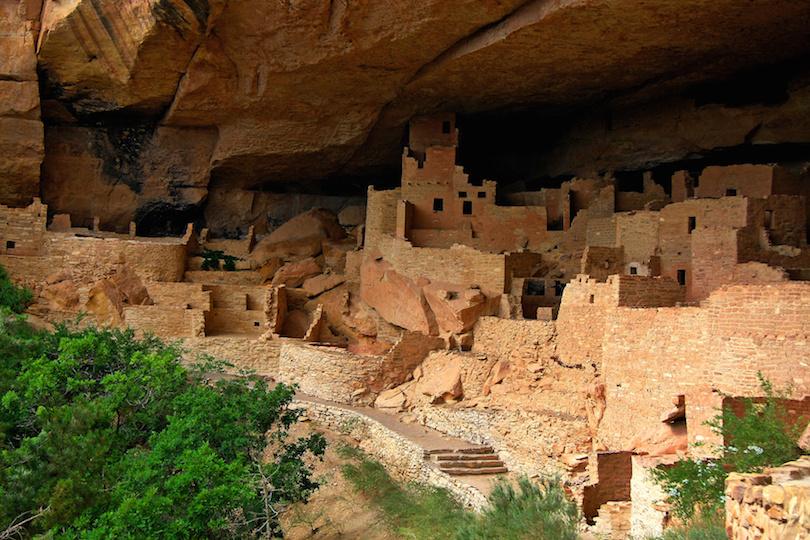 Os principais pontos turisticos dos estados unidos da América - Mesa Verde