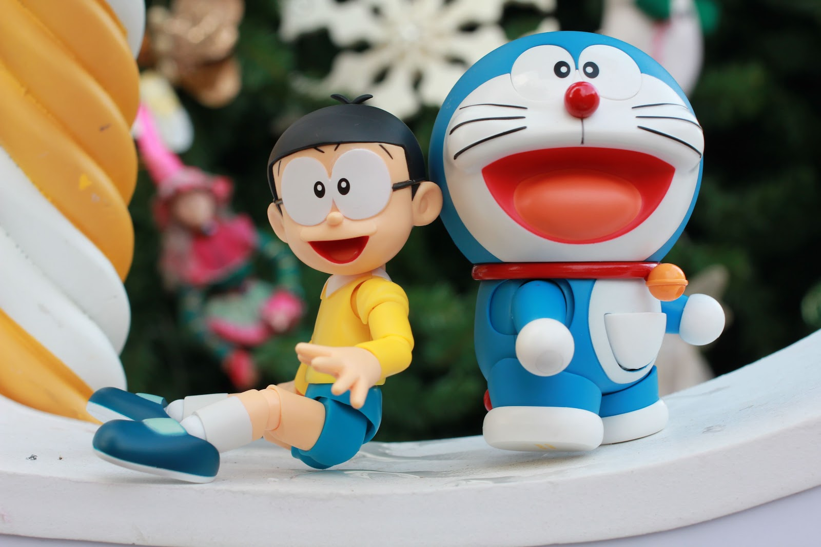 Doraemon, one of the most popular Japanese cartoon in the world, inspire people to learn Japanese language and also shows the Japan culture to the world.