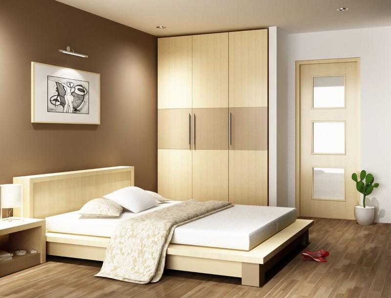 Kết quả hình ảnh cho nội thất phòng ngủ đơn giản hiện đại
