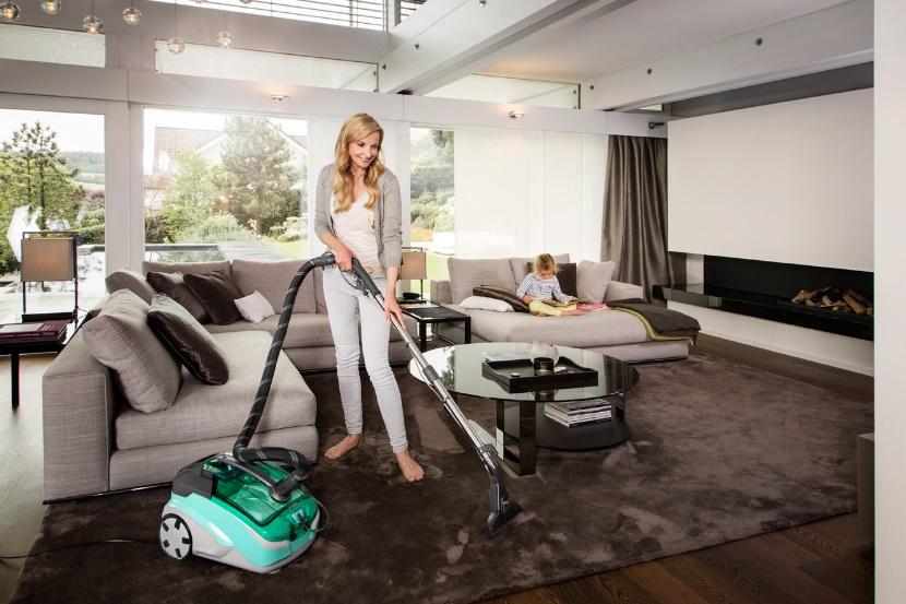 Thomas Идеальная чистота ковровых покрытий с Thomas