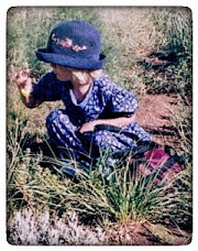 Encoaurage kids to explore the gifts of teh Earth in theri natural surroudnings. True magic is foudn in the imagination of a child. No Non-cents nanna