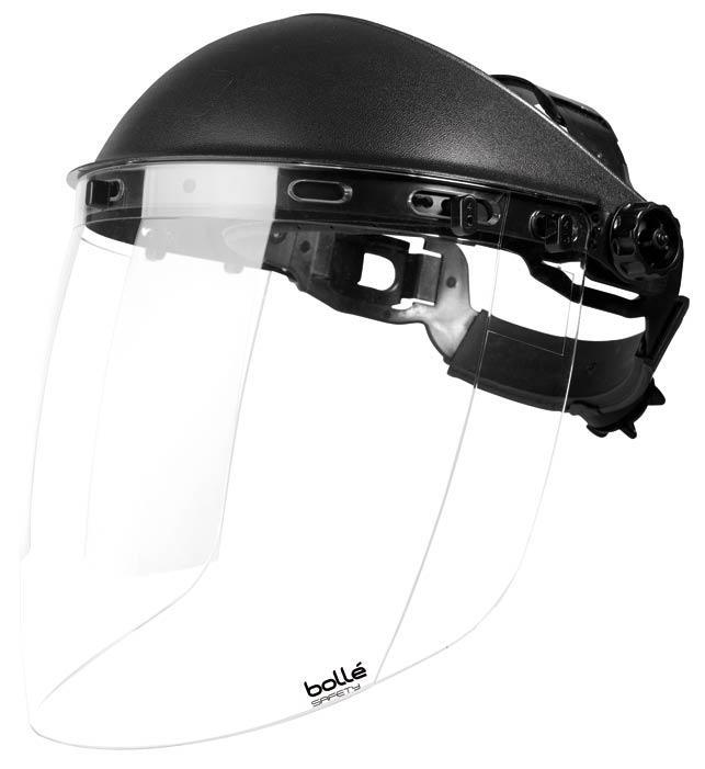 Pantalla de protección ocular