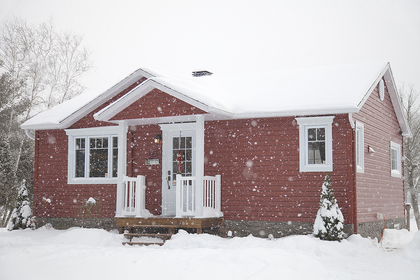 Cottages for rent with 1 bedroom in Quebec #18