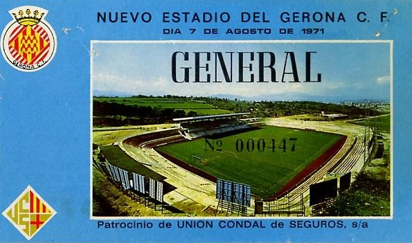 Resultado de imagem para estadi montilivi  1971
