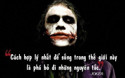 Những câu nói hay của Joker với triết lý thâm sâu-4