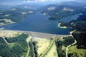 Fall Creek Dam - Army Corps of Engineers