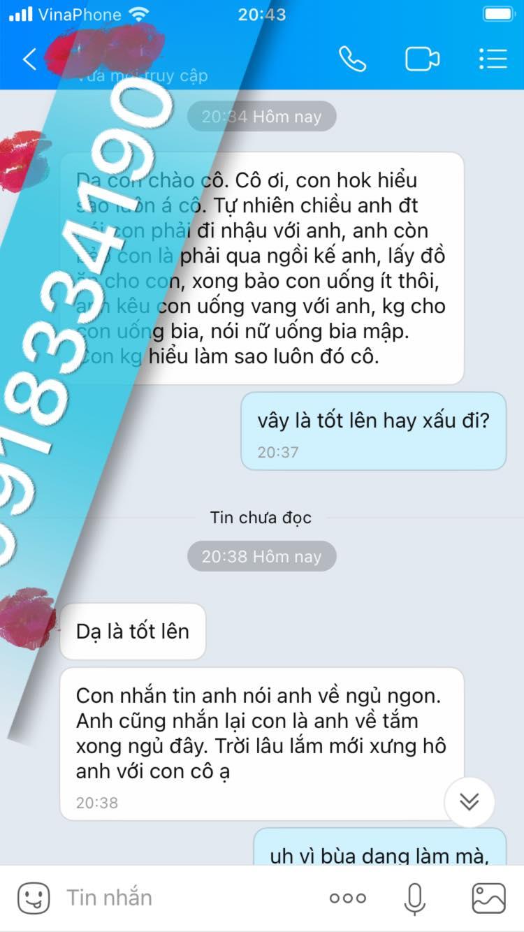 Bùa yêu dân tộc Thái đến
