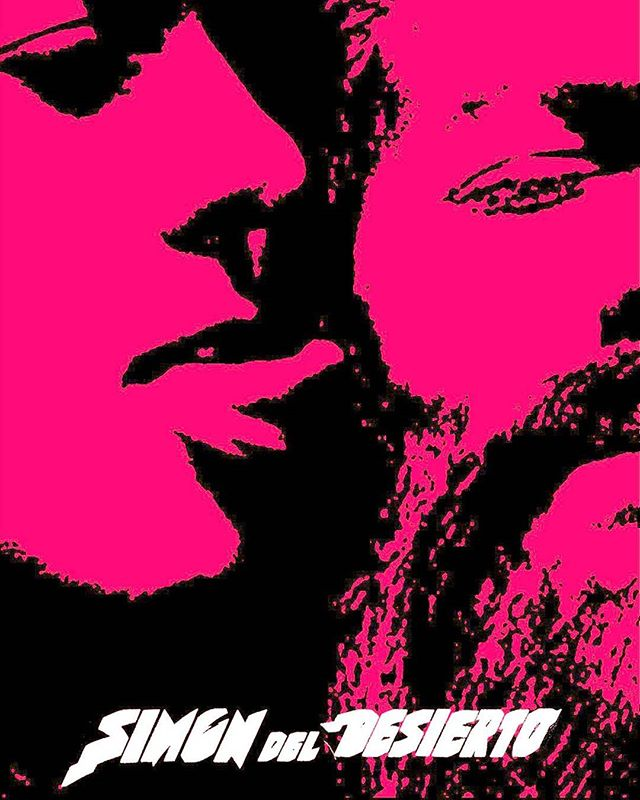 Simón del desierto (1965, Luis Buñuel)