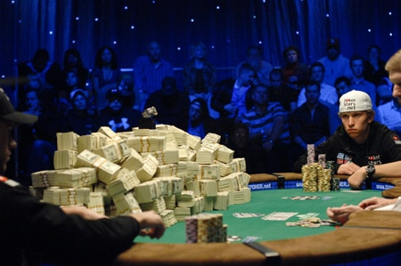 2008 World Series of Poker Main Event Final Table