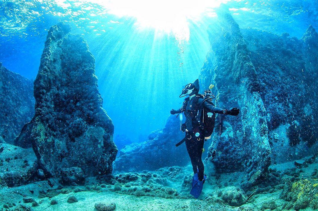 綠島柴口潛水區適合新手
