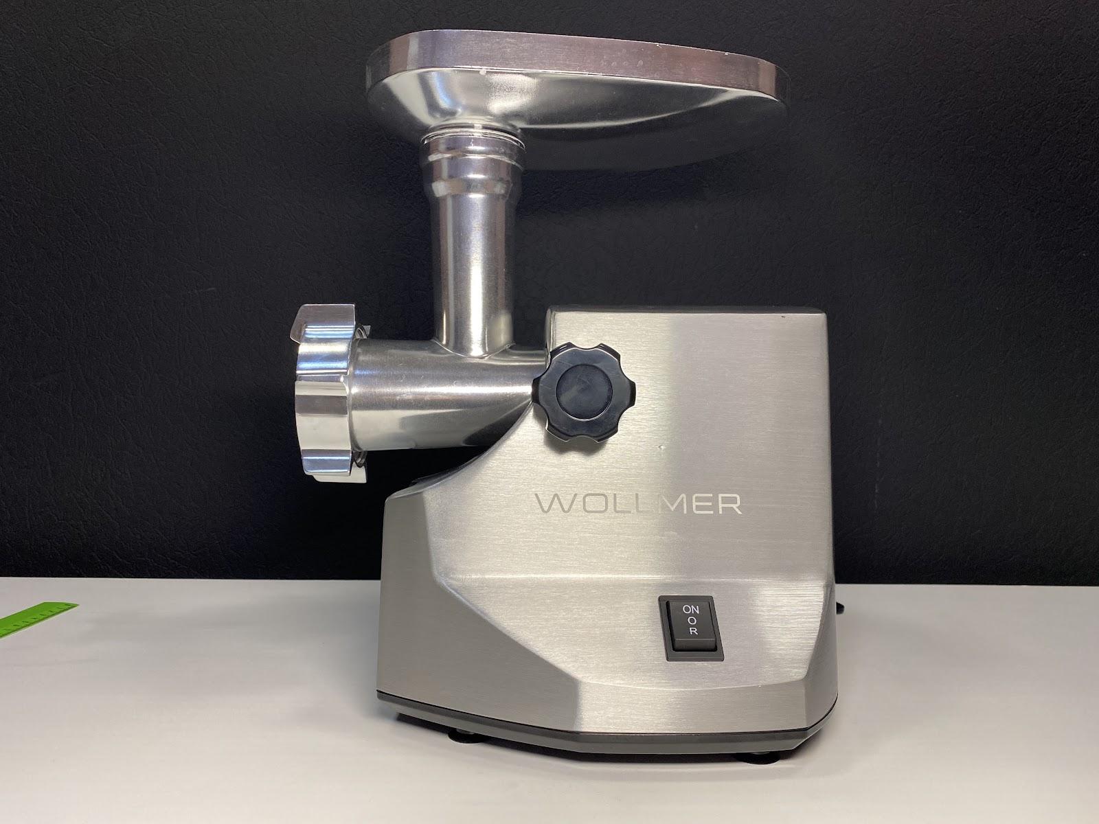 Мясорубка  Wollmer M901 в собранном виде