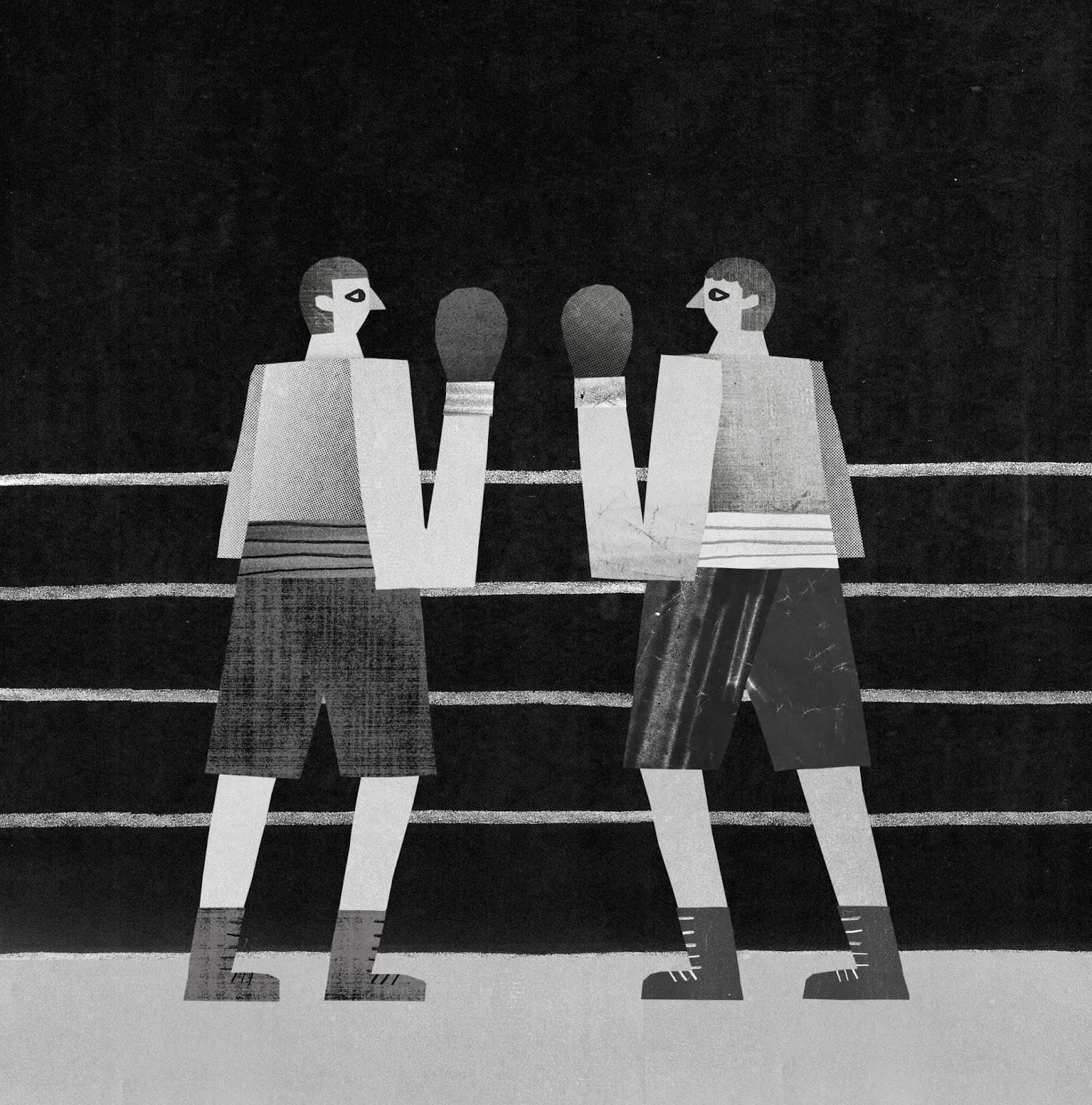 Interview with Conor Nolan, Irish illustrator. thumbnail