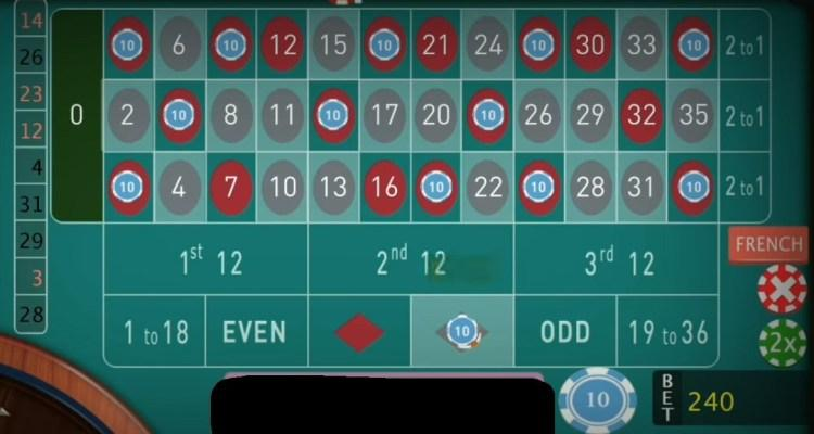 สูตรคำนวณรูเล็ต - เพิ่มอัตราชนะถึง 95 % - stakehow.com
